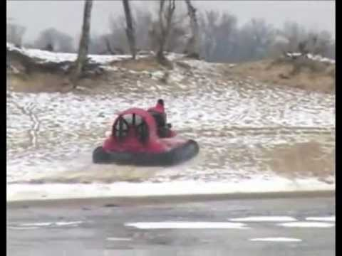 Amphibious Hovercraft