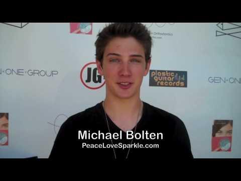Michael Bolten Shouts Out PeaceLS!