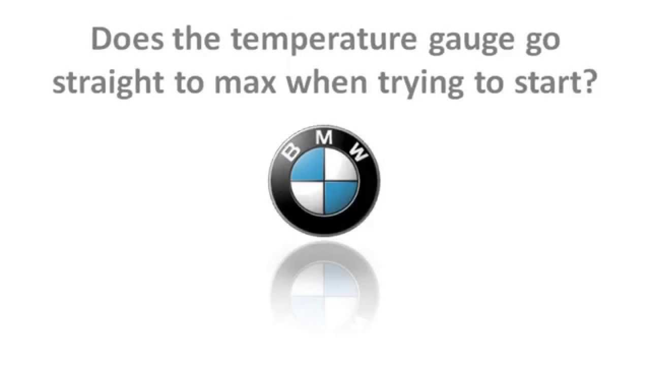 Intermittent Bmw X3 Starting Problem Might Be Worth Watching