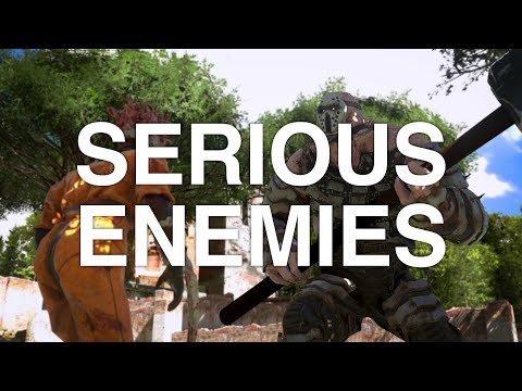 Serious Sam 4 - Serious Enemies