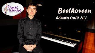 Beethoven - Sonata Op10 No1 - Miguel Ángel Albarracin