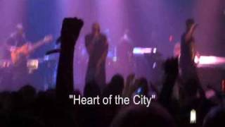 jay z psa heart of the city at blender theater nyc sept 8 09