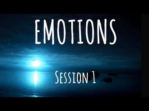 how to manage emotions   hypnosis session 1 6