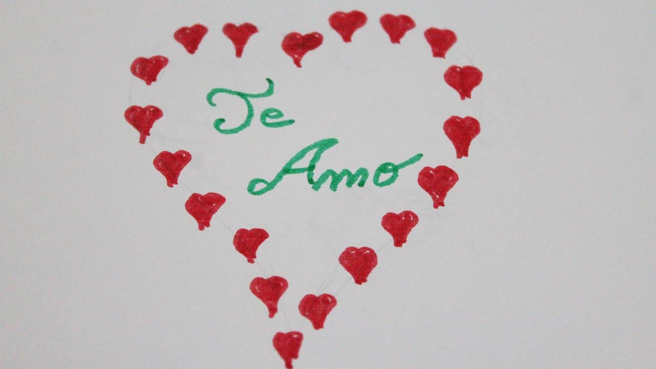 Dibujos De Amor: Dibujos De Corazones De Amor