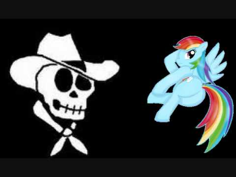 Ghost Wants to See Rainbow Dash's Plot