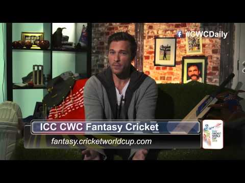 ICC Cricket World Cup Daily - Episode 1 CWC Preview