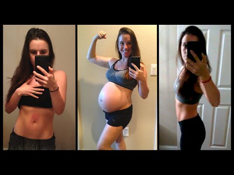 3rd Trimester Fitness | My Pregnancy Workout Routine | Weight Training, Cardio + Yoga