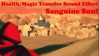 Health/Magic Transfer Sound Effect