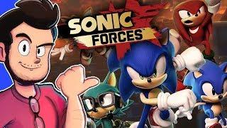 AntDude - Sonic Forces (RUS VO)