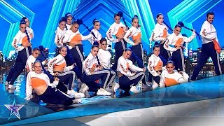 ¡A PERREAR! Este GRUPO DE BAILE es PURA GASOLINA | Audiciones 3 | Got Talent España 5 (2019)