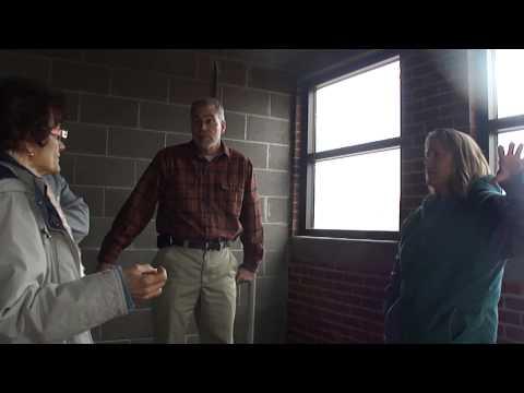 Salina Kansas Water plant tour