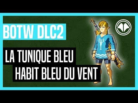 Zelda BOTW DLC 2 : L'Habit Bleu du Vent