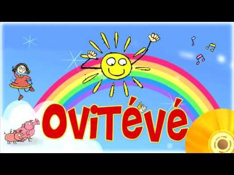 ZENE OVI - Népdalok kicsiknek - Béres vagyok, Béres / Hármat tojott a fekete kánya