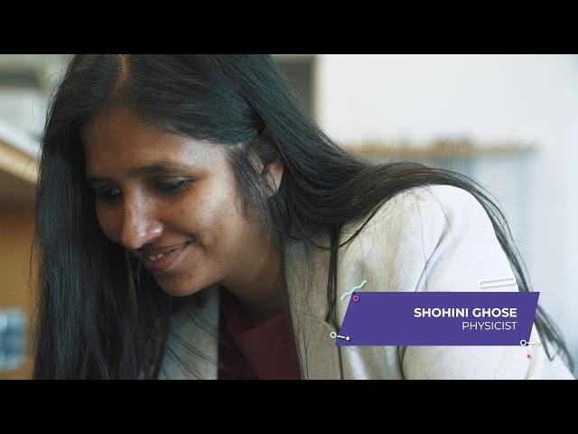 Shohini Ghose - Physicist
