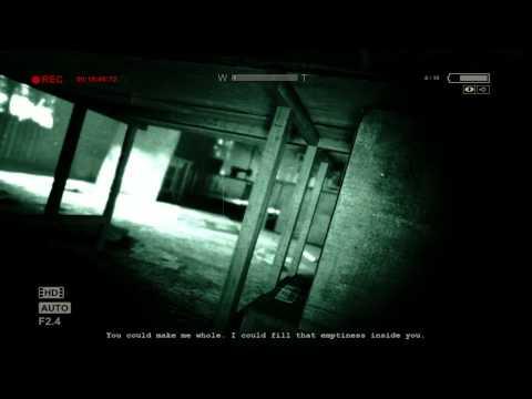 Plazethrough: Outlast: Whistleblower DLC
