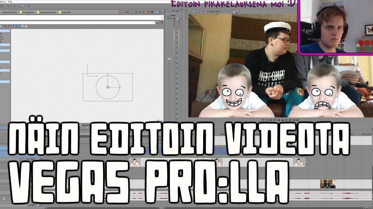 Videon Editointi Puhelimella