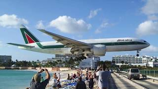 10 Gevaarlijkste Vliegvelden ter Wereld!