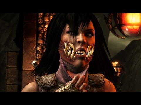 Mortal Kombat X - Mileena Online Ranked Matches