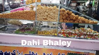 Dahi Bhaley | Kareem Block | Yogurt Snack