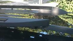 Install a roof rack on a Chevy Equinox / GMC Terrain