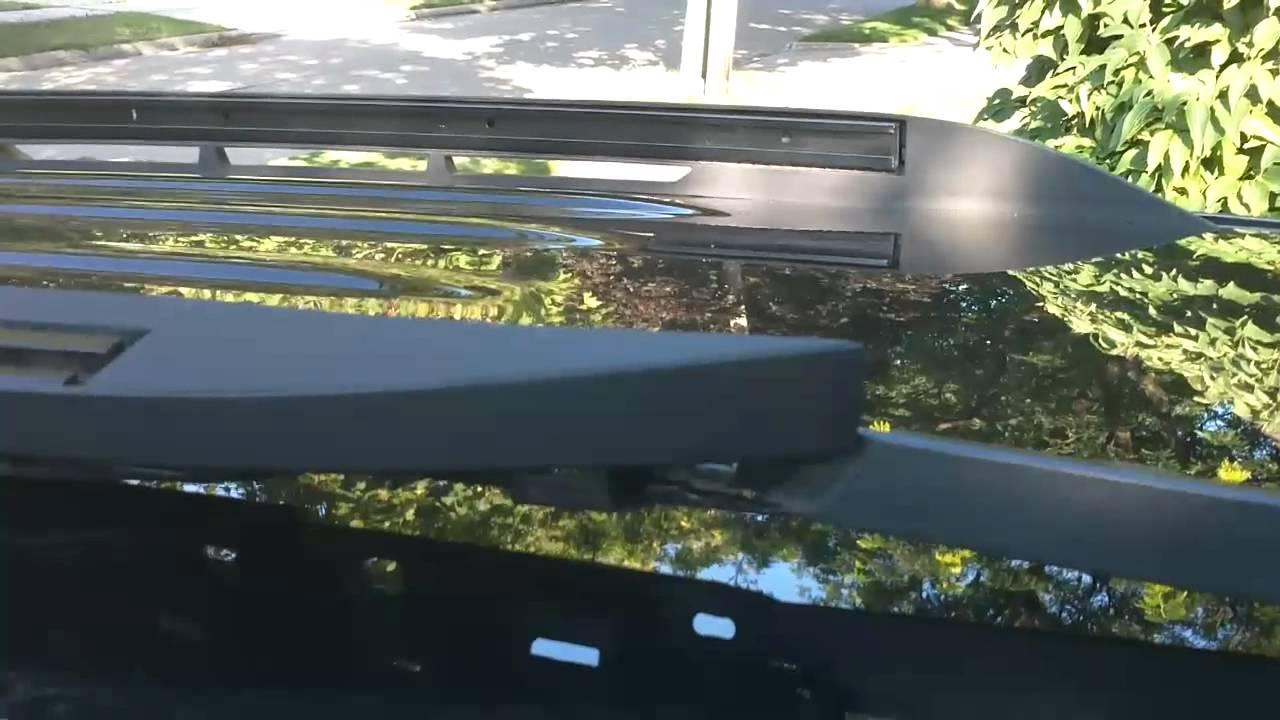 install a roof rack on a chevy equinox gmc terrain