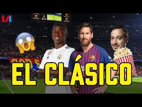 CLÁSICO-TALK Met Suley! 'Messi vs. De NIEUWE Messi!'
