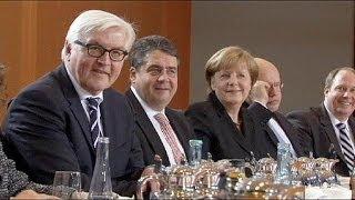 وزير الخارجية الألمانية الجديد يتهم روسيا باستغلال أوكرانيا