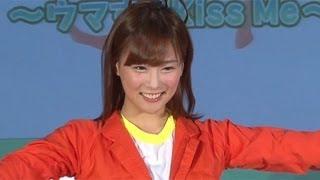 タレントの重盛さと美さんとお笑いコンビ「TKO」の木下隆行さんが12月4日、東京都内で行われた「My sweet ウマドンナ2 ~ウマすぐ Kiss Me~」の発表会に出席。