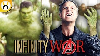 Hulk & Banner WILL Separate Theory EXPLAINED | Avengers Infinity War
