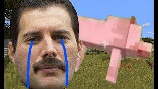 Freddie Mercury Accidentally Kills His Minecraft Dog.mp4