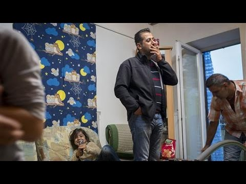 In Austria, a Recent Immigrant Helps the Displaced