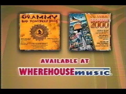 2000 - CD Features Grammy Rap Nominees
