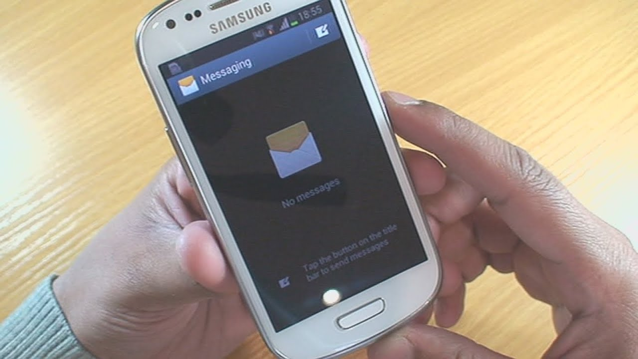 How to block text messages on galaxy s3