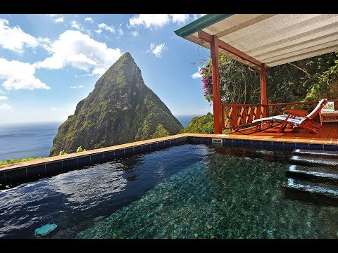 Amazing Views of St Lucia in Google Maps, 360 Photos