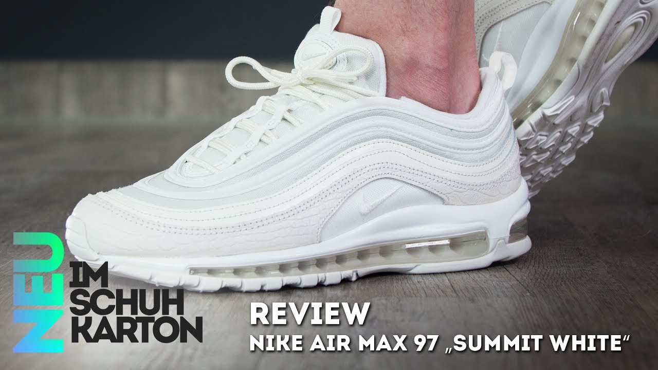 detailed look 7123a a4a31 Nike Air Max 97