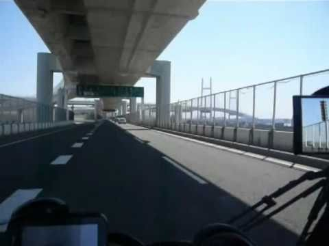 adiva ad200 (Metropolitan Expressway Route1 in Japan  APR.13.2011)