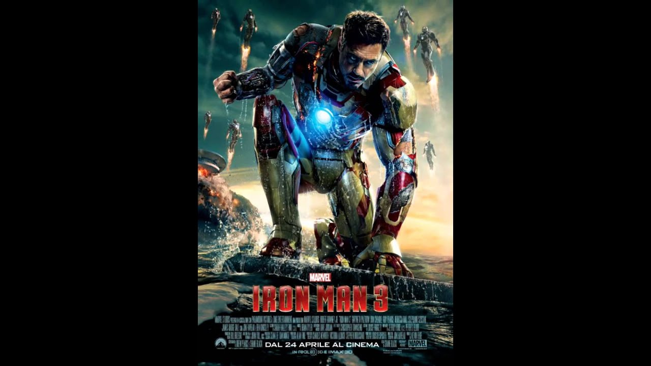 Iron Man 3 Stream English
