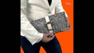 DIY Clutch Using A Placemat