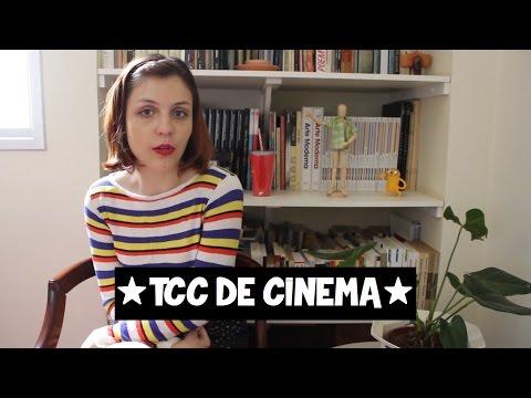 TCC NA FACULDADE DE CINEMA?