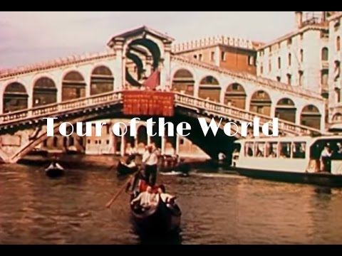 Virtual Tour of the World -  Documentary of Cultures Around the World