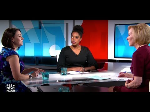 Tamara Keith and Shawna Thomas on the Kavanaugh election effect