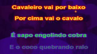 Tião Carreiro e Pardinho Mundo no Avesso karaoke