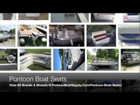 New Amp Used Pontoon Boat Seats And Replacement Covers For
