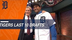 Tigers' top picks from the last 10 years