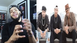 Romeo Santos - Daddy Yankee - Nicky Jam - Bella y Sensual (Official Video) Reaccion!