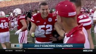 Coaching Challenges: Nebraska BTN 1/19/17