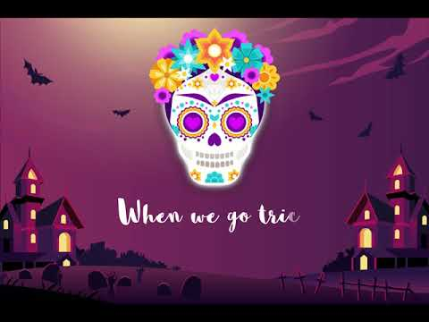 Happy Halloween and Day of the Dead 2017