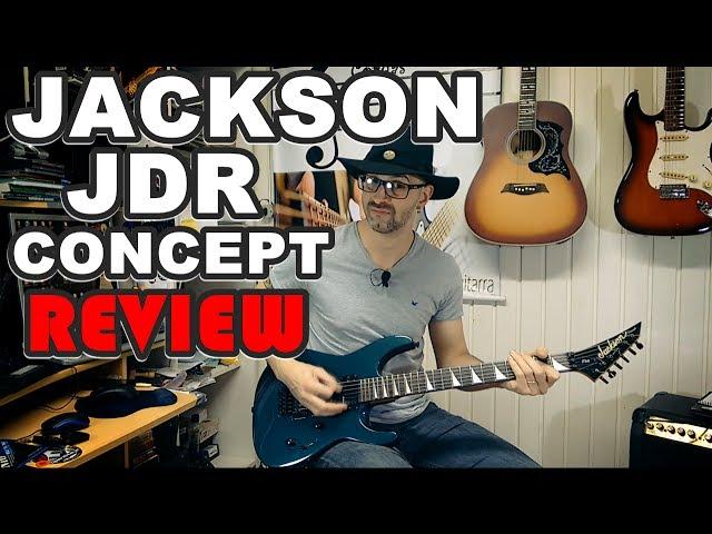 GUITARRA JACKSON JDR CONCEPT (( REVIEW ))