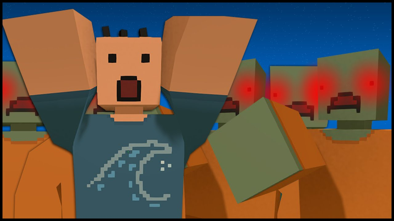 Unturned 30 zombie horde mode blood everywhere horde map funny unturned 30 zombie horde mode blood everywhere horde map funny moments gameplay youtube gumiabroncs Image collections