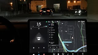 Tesla Model 3 Test Ride